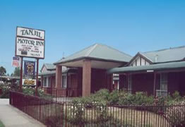 Tanjil Motor Inn - Accommodation Sunshine Coast
