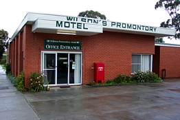 Wilsons Promontory Motel - Accommodation Sunshine Coast
