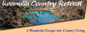 Koomulla Country Retreat - Accommodation Sunshine Coast