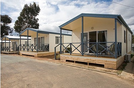 Crestview Top Tourist Park - Accommodation Sunshine Coast