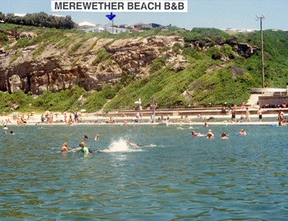 Merewether Beach B And B - Accommodation Sunshine Coast