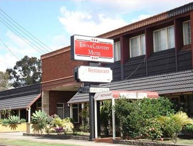 Town  Country Motel - Accommodation Sunshine Coast