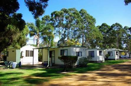 Albany Happy Days Caravan Park - Accommodation Sunshine Coast