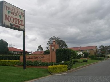 Travellers Rest And The Courtyard Restaurant - Accommodation Sunshine Coast