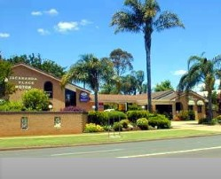Jacaranda Place Motor Inn - Accommodation Sunshine Coast