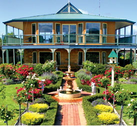 Haley Reef Views Bed and Breakfast - Accommodation Sunshine Coast