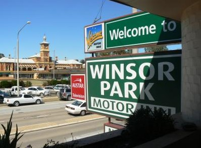 Albury Winsor Park Motor Inn - Accommodation Sunshine Coast