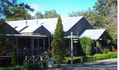 Riverwood Downs - Accommodation Sunshine Coast