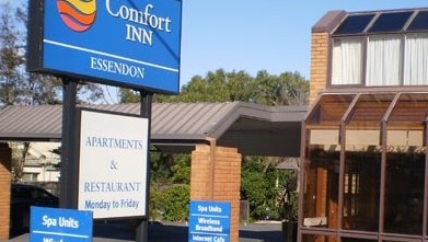 Comfort Inn  Suites Essendon - Accommodation Sunshine Coast