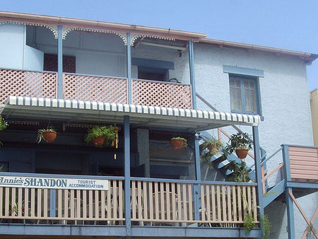 Annies Shandon Inn - Accommodation Sunshine Coast