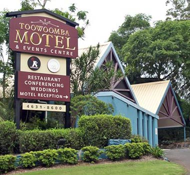 Toowoomba Motel - Accommodation Sunshine Coast