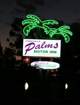 Chinchilla Palms Motor Inn - Accommodation Sunshine Coast
