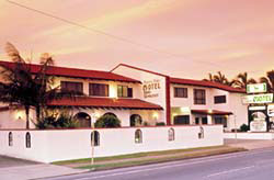 Comfort Inn Marco Polo Motel - Accommodation Sunshine Coast