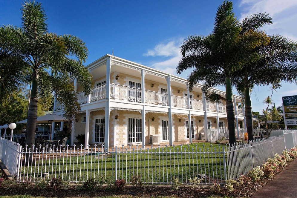 White Lace Motor Inn - Accommodation Sunshine Coast