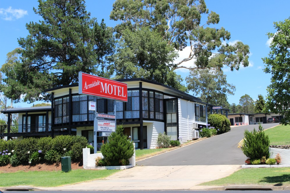 Armidale Motel - Accommodation Sunshine Coast