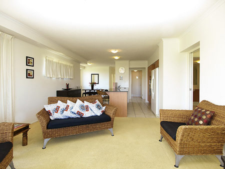 Oaks Seaforth Resort - Accommodation Sunshine Coast