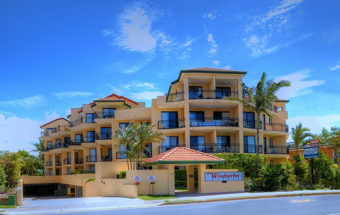 Windsurfer Resort - Accommodation Sunshine Coast