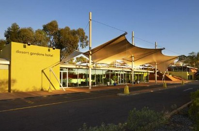 Desert Gardens Hotel - Accommodation Sunshine Coast
