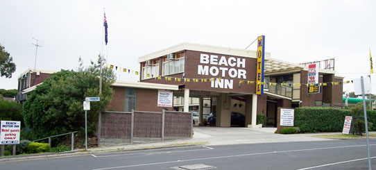 Beach Motor Inn - Accommodation Sunshine Coast