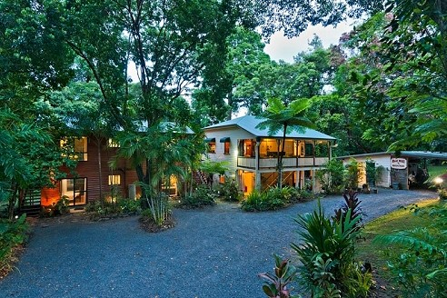 Red Mill House - Accommodation Sunshine Coast