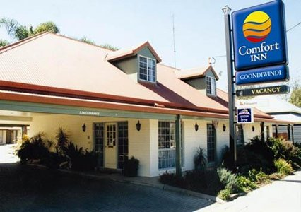 Comfort Inn Goondiwindi - Accommodation Sunshine Coast