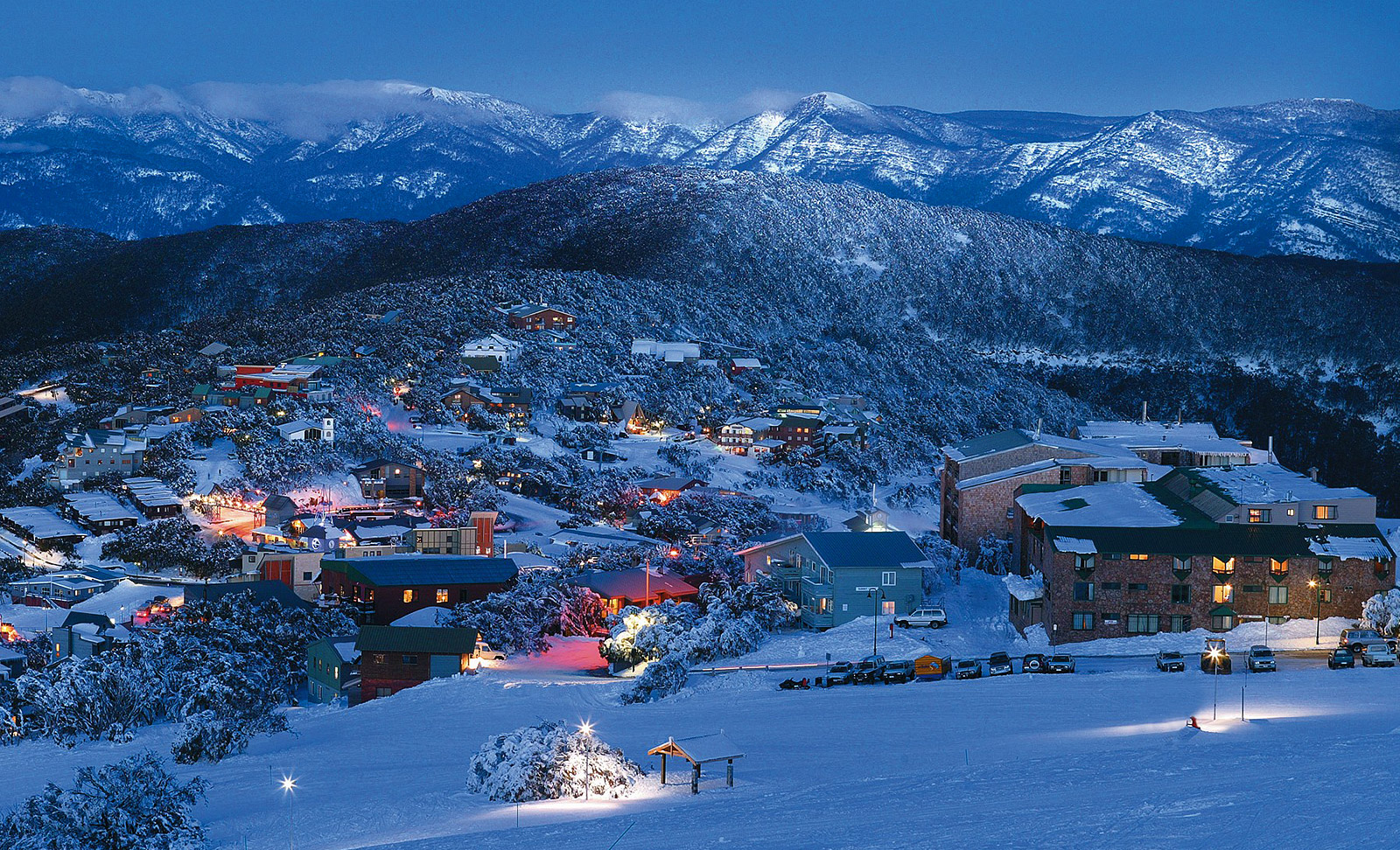 Arlberg Hotel Mt Buller - Accommodation Sunshine Coast