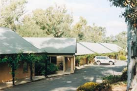 Burra Motor Inn - Accommodation Sunshine Coast