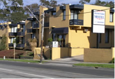 Pathfinder Motel - Accommodation Sunshine Coast