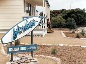 Yorke's Holiday Units - Accommodation Sunshine Coast