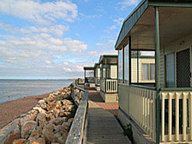 Stansbury Foreshore Caravan Park - Accommodation Sunshine Coast