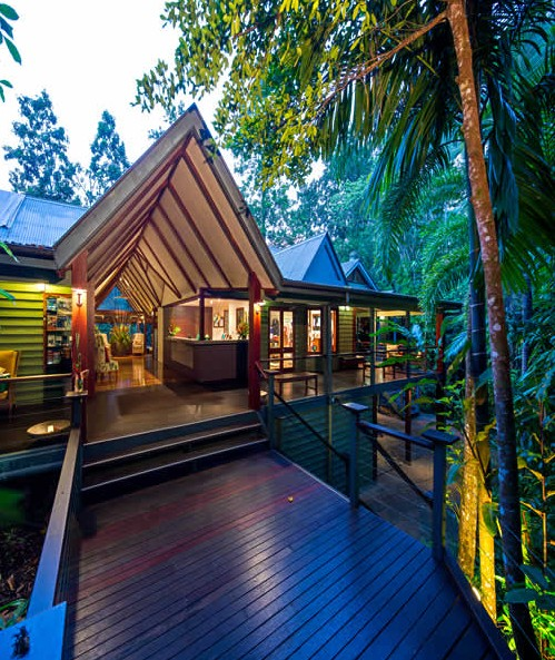 Silky Oaks Lodge and Healing Waters Spa - Accommodation Sunshine Coast