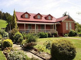 Cradle Manor - Accommodation Sunshine Coast