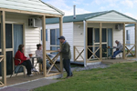 Discovery Holiday Parks Devonport Cosy Cabins - Accommodation Sunshine Coast
