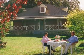 Hartzview Vineyard Homestead - Accommodation Sunshine Coast