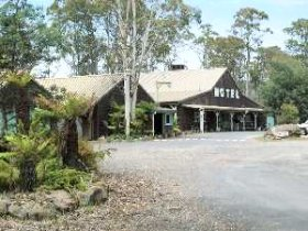 Derwent Bridge Wilderness Hotel - Accommodation Sunshine Coast