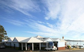 Beauty Point Waterfront Hotel - Accommodation Sunshine Coast