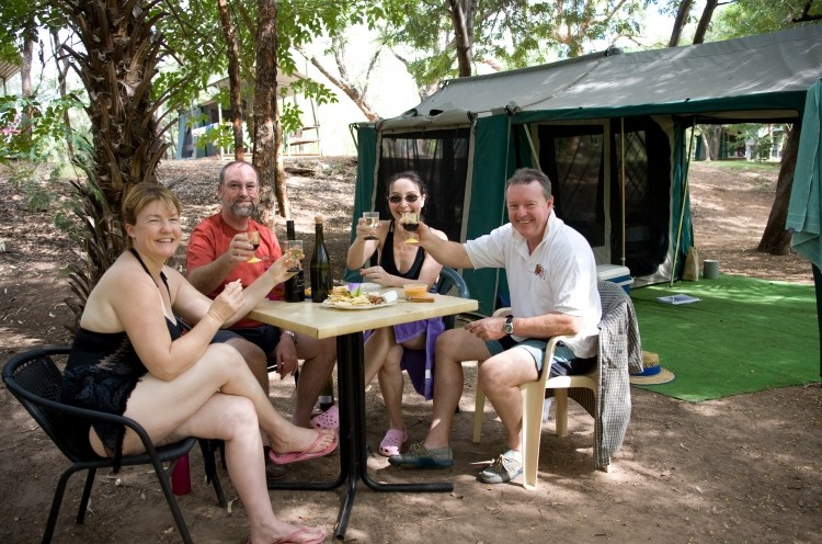 Adels Grove Camping Park - Accommodation Sunshine Coast