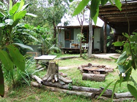 Ride On Mary Bush Cabin Adventure Stay - Accommodation Sunshine Coast
