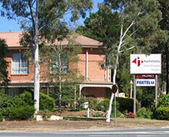 Hamilton's Townhouse Motel - Accommodation Sunshine Coast