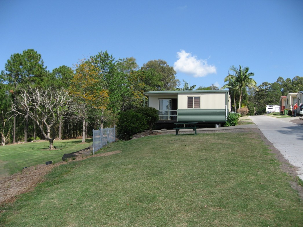 Ocean View Caravan  Tourist Park - Accommodation Sunshine Coast