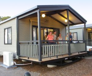 Broken Hill Tourist Park - Accommodation Sunshine Coast