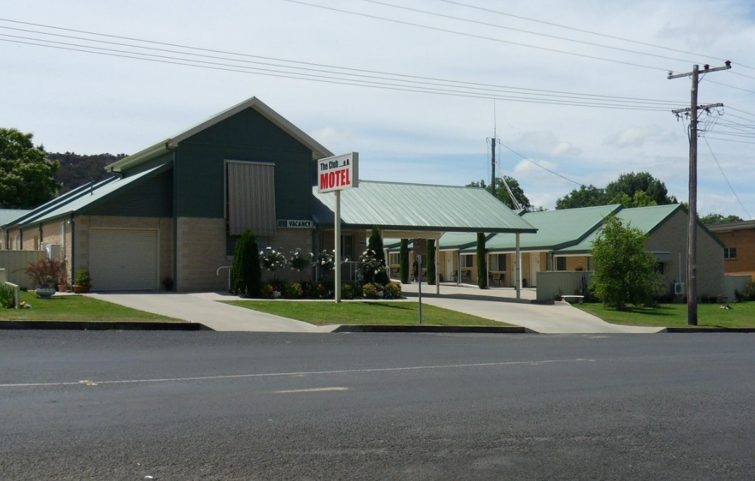 Club Motel Tumbarumba - Accommodation Sunshine Coast