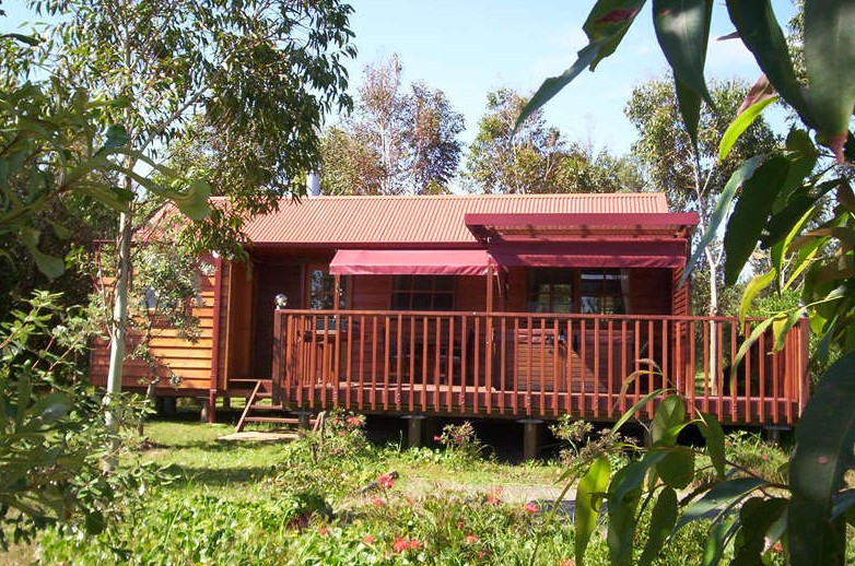 Melaleuca Retreat - Accommodation Sunshine Coast