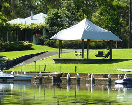 Nundoobah Retreat - Accommodation Sunshine Coast