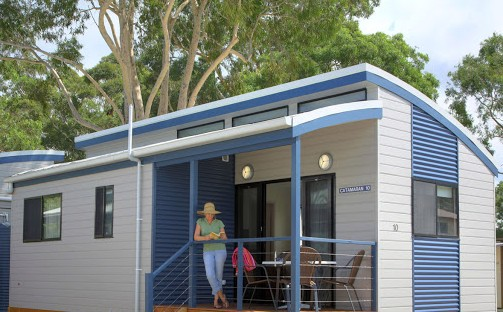 Shoal Bay Holiday Park - Port Stephens - Accommodation Sunshine Coast