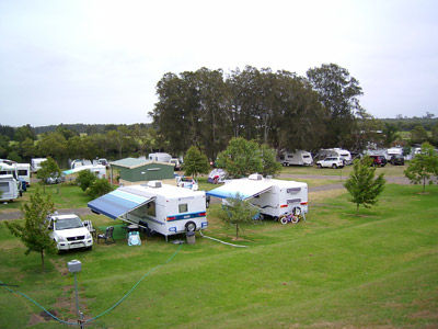 Dawson River Tourist Park - Accommodation Sunshine Coast
