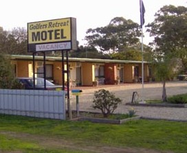 Golfers Retreat Motel - Accommodation Sunshine Coast