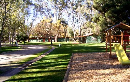 Corowa Caravan Park - Accommodation Sunshine Coast