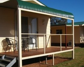 Kames Cottages - Accommodation Sunshine Coast