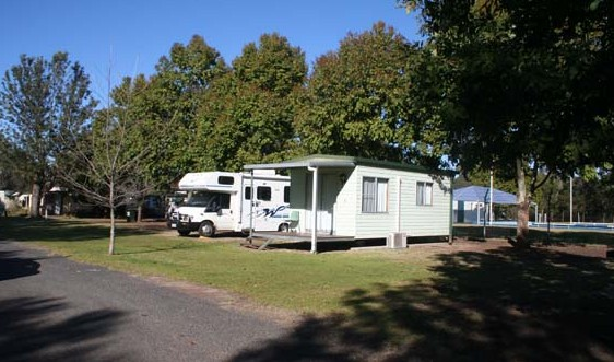 Bingara Riverside Caravan Park - Accommodation Sunshine Coast